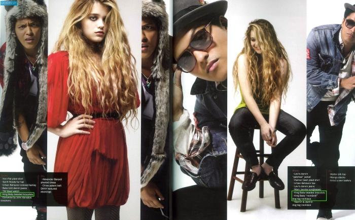 Mars in YRB Magazine